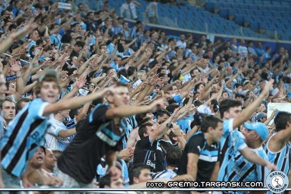 Grêmio x LDU - Taça Libertadores 2013 - 30/01/2013 - Porto Alegre/RS