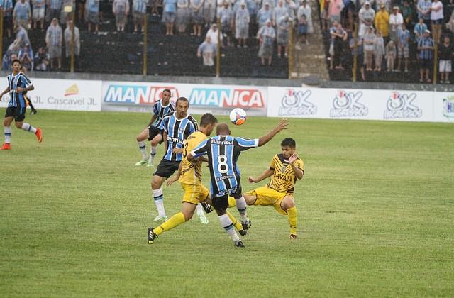 Haja paciência. Foto de Aílton Santos/Jornal hoje, divulgada no Flickr oficial do Grêmio