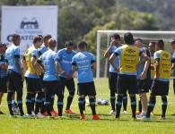 Grupo pra 2015 - Foto do Lucas Uebel/Grêmio Oficial (via Flickr)
