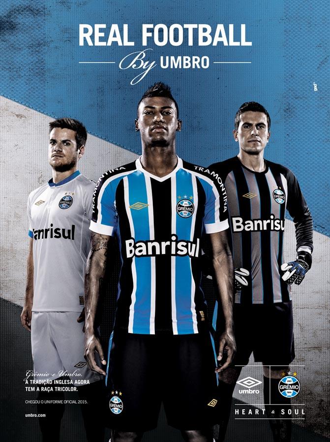 Grêmio LibertadorManto versão 2015 - Grêmio Libertador 155c730e1aa5f