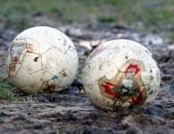 Foto que ilustra a crise do futebol grego (clique para ver - em inglês)