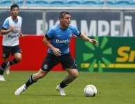 Cristian Rodriguez treinou normalmente. Entra quando? Foto do Lucas Uebel/Grêmio Oficial (via Flickr)