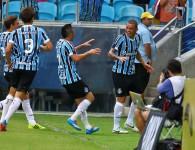 Nem precisa de gol. Apenas jogue, Edinho. Foto do Lucas Uebel/Grêmio Oficial (Via Flickr)
