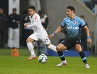 Dessa vez, Giuliano foi o cara da partida. Foto do Lucas Uebel/Grêmio Oficial (via Flickr)
