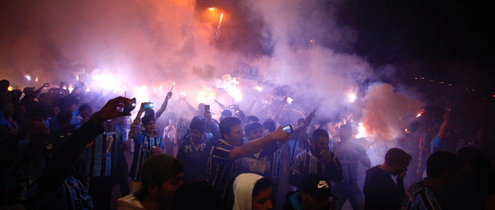 Fonte: Flickr Oficial do Grêmio