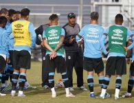 Preparação. Tivemos tempo. Foto do Lucas Uebel/Grêmio Oficial (via Flickr)