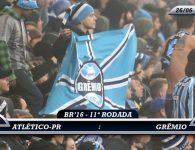 Atlético PR x Grêmio
