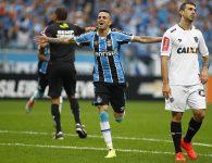 Luan fez seu sexto gol. Foto: Lucas Uebel/Grêmio Oficial (via Flickr)