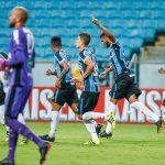 Ainda na disputa: Banguzinho 1×1 Ceará