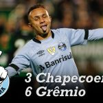 [Saideira] – Brasileirão – Chapecoense x Grêmio
