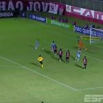 São Salvador, Bahia: Vitória 1×3 Grêmio