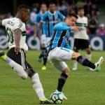 Coritiba x Grêmio: Mais sorte que Juízo