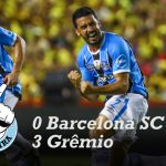 Saideira – Barcelona SC 0x3 Grêmio