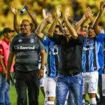 SEUS PROBLEMAS ACABARAM: Barcelona (EQU) 0 x 3 Grêmio