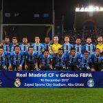 Doído: Grêmio 0x1 Real Madrid