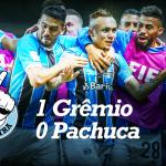 SAIDEIRA – Mundial de Clubes – Grêmio 1 x 0 Pachuca-MEX