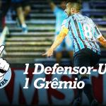 Saideira – Libertadores – Defensor-URU 1×1 Grêmio