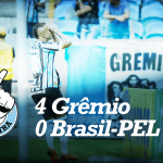 SAIDEIRA – Gauchão – Grêmio 4 x 0 Brasil-PEL