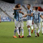 Maiúsculo: Grêmio 1×0 Cruzeiro