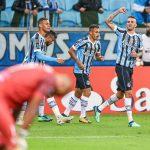 Contrastante: Grêmio 1 x 0 Defensor
