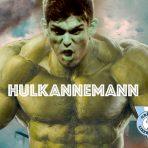 Hulkannemann - O vingador Gremista!