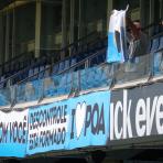 No aniversário do Grêmio, a Melnick Even inventou um jeito diferente de engajar a torcida.